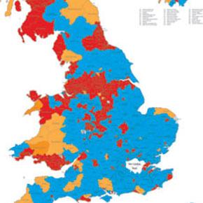Online  Mitchells Maps